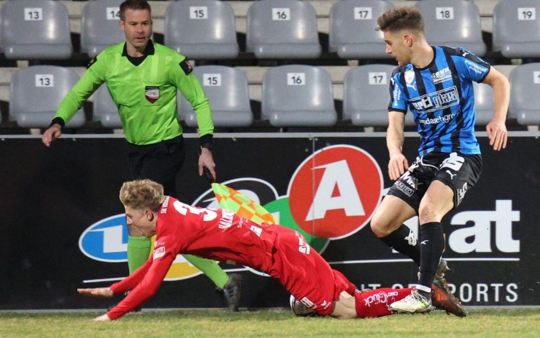 2. Liga | Derby-Niederlage gegen Amstetten