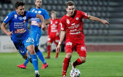 2. Liga | Selbstbewusst nach Wien