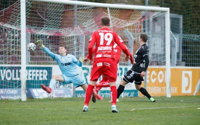 2. Liga | OÖ-Derby in Pasching