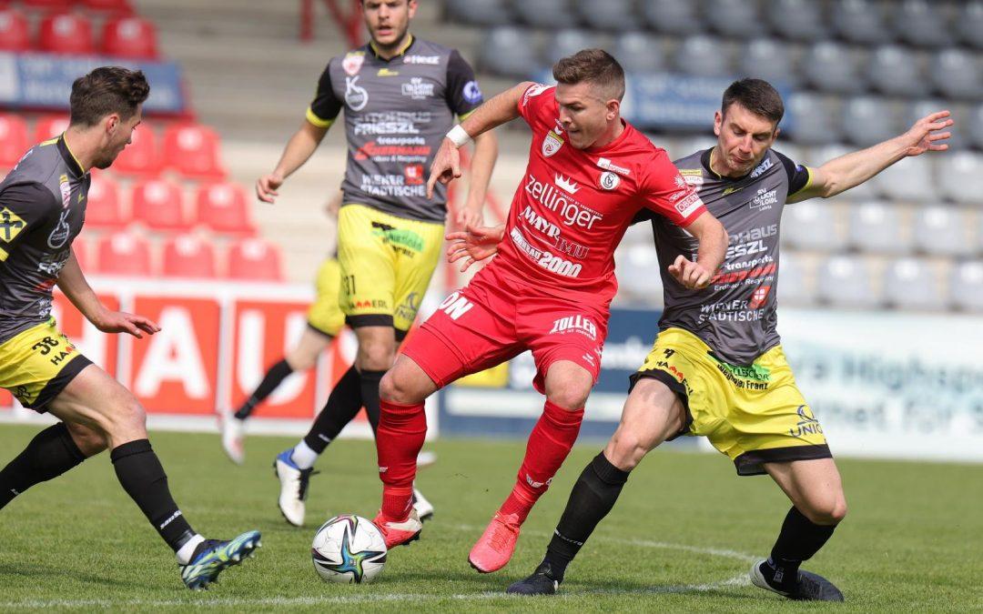 2. Liga | Niederlage gegen Lafnitz