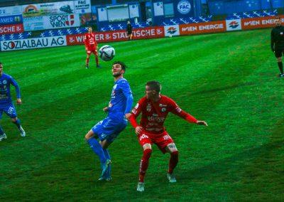 Vorwärts Steyr vs FAC
