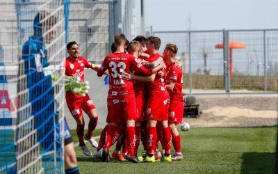 2. Liga | Erster Sieg im Frühjahr