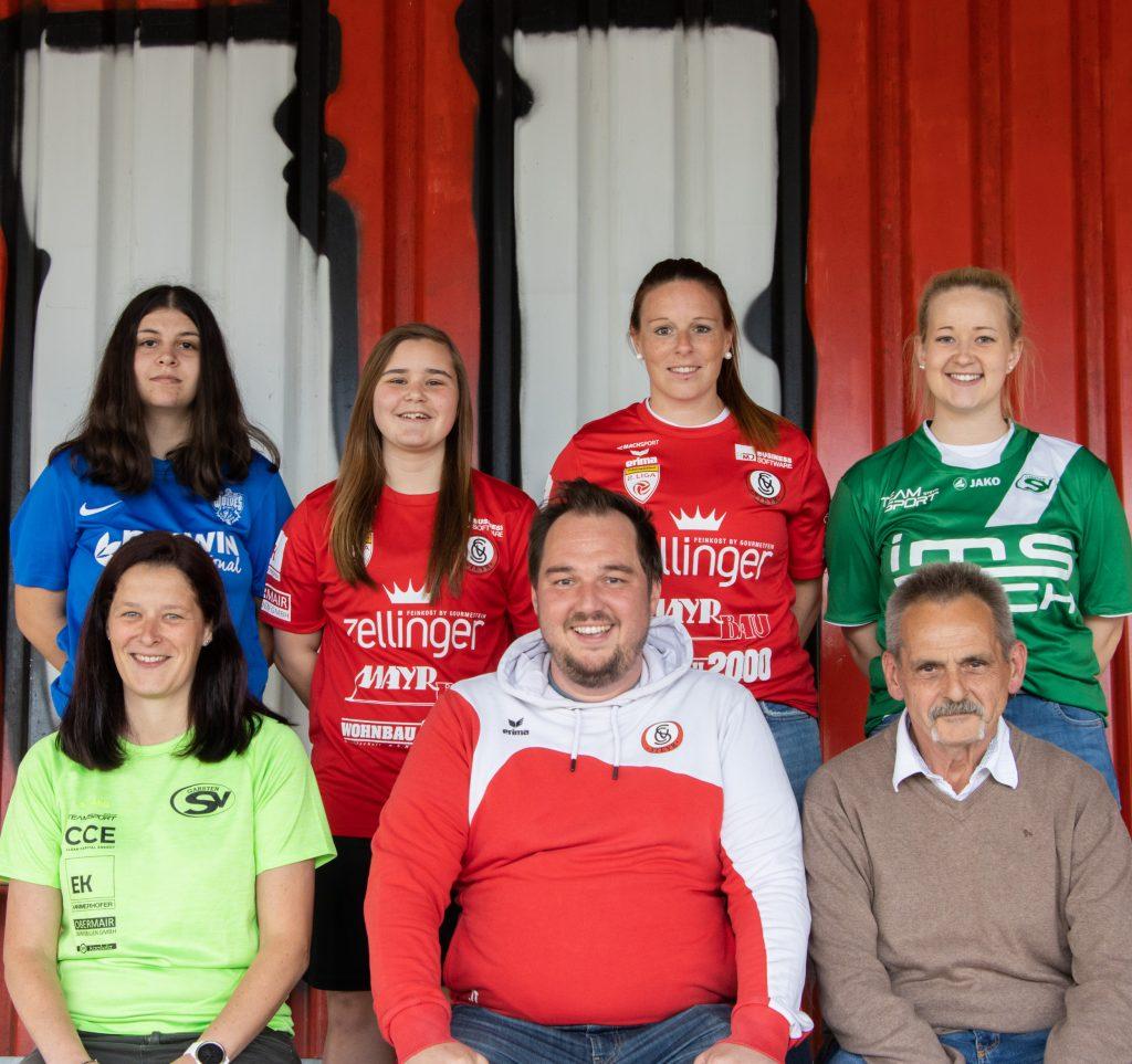 Vorwärts Steyr Garsten Wolfern Damenmannschaft