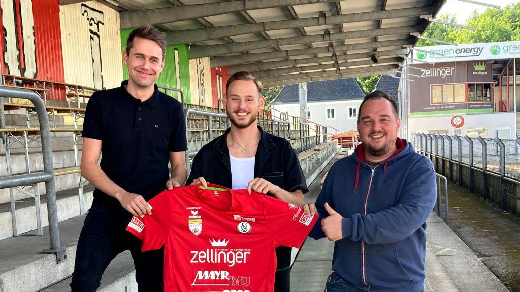 Philipp Ablinger verlängert