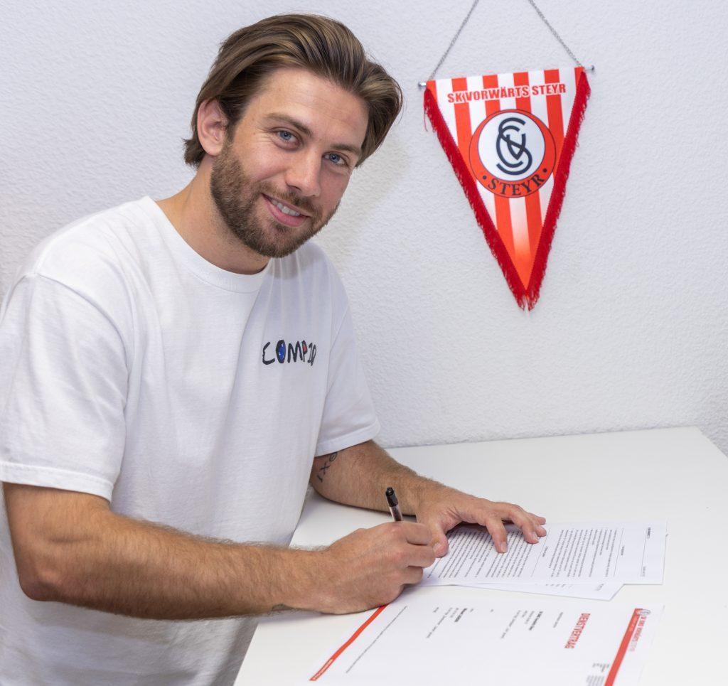 Michael Lageder unterzeichne