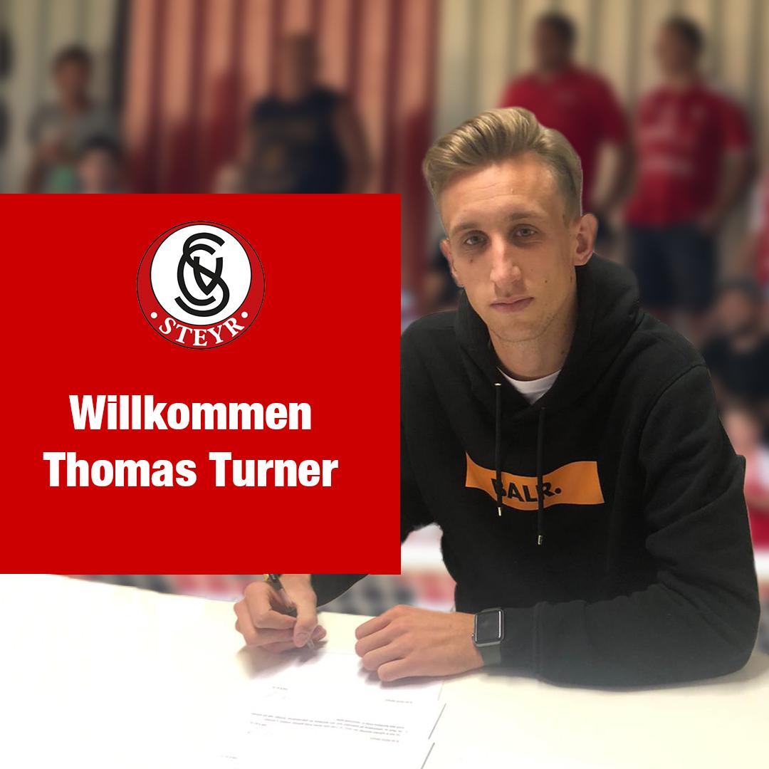 Willkommen Thomas Turner