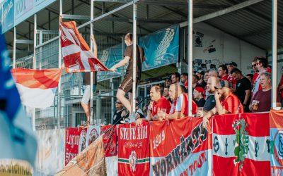 2. Liga | Endlich wieder vor Fans