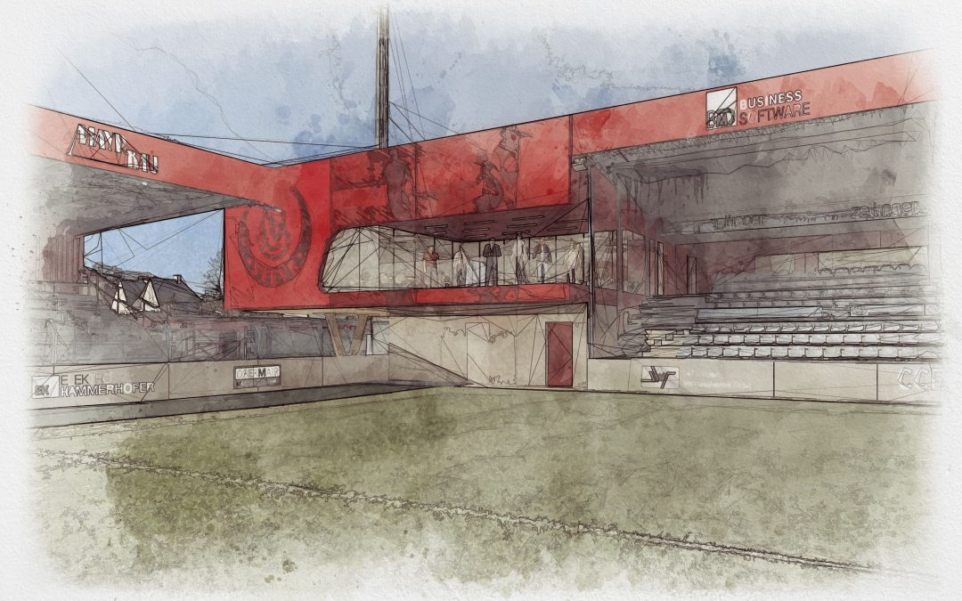 Feld Stadion Vision
