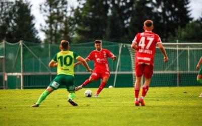 2. Liga | Start im Waldviertel