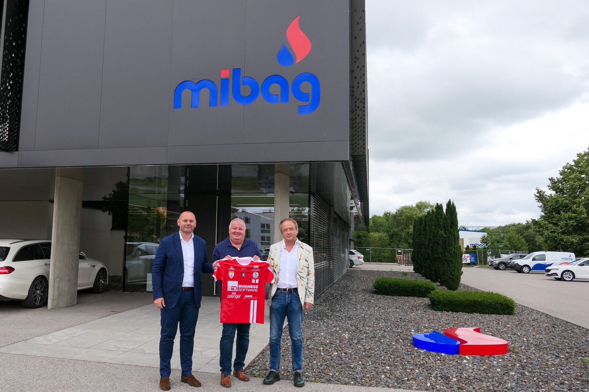 mibag - Jugendförderer beim SK BMD Vorwärts Steyr