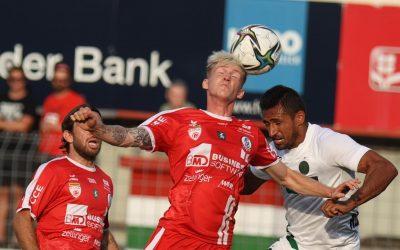 2. Liga | Niederlage gegen den FC Wacker Innsbruck