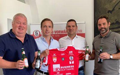 Schloss Eggenberg bleibt Bier-Partner