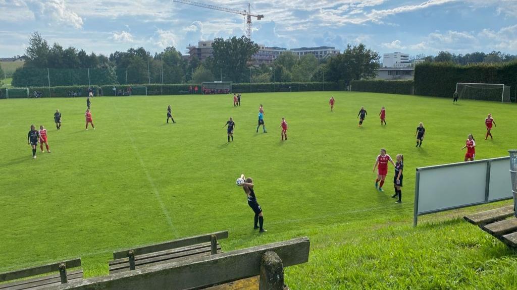 OÖ Liga | Auswärtssieg in Hagenberg