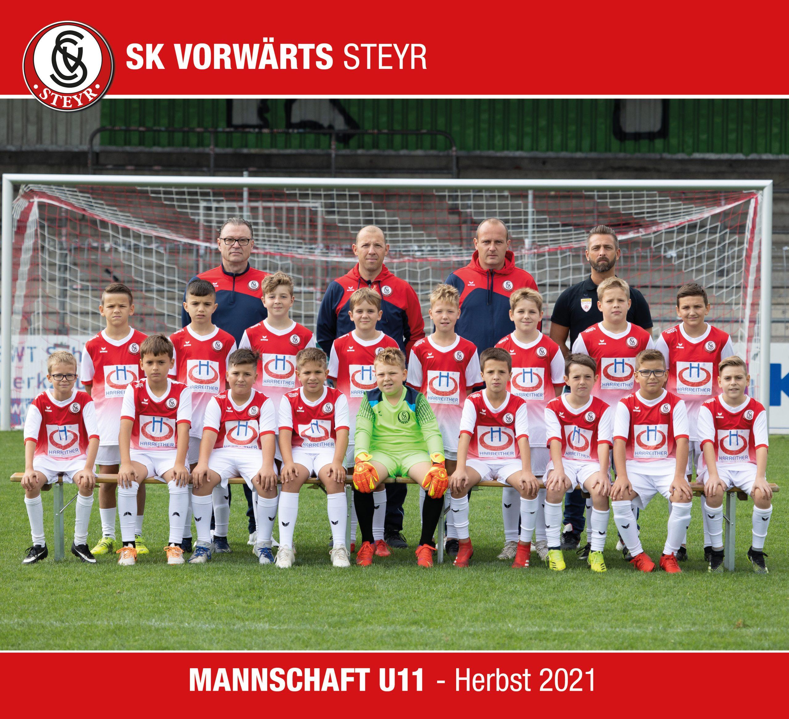 Mannschaftstofo U10 - Herbst 2020