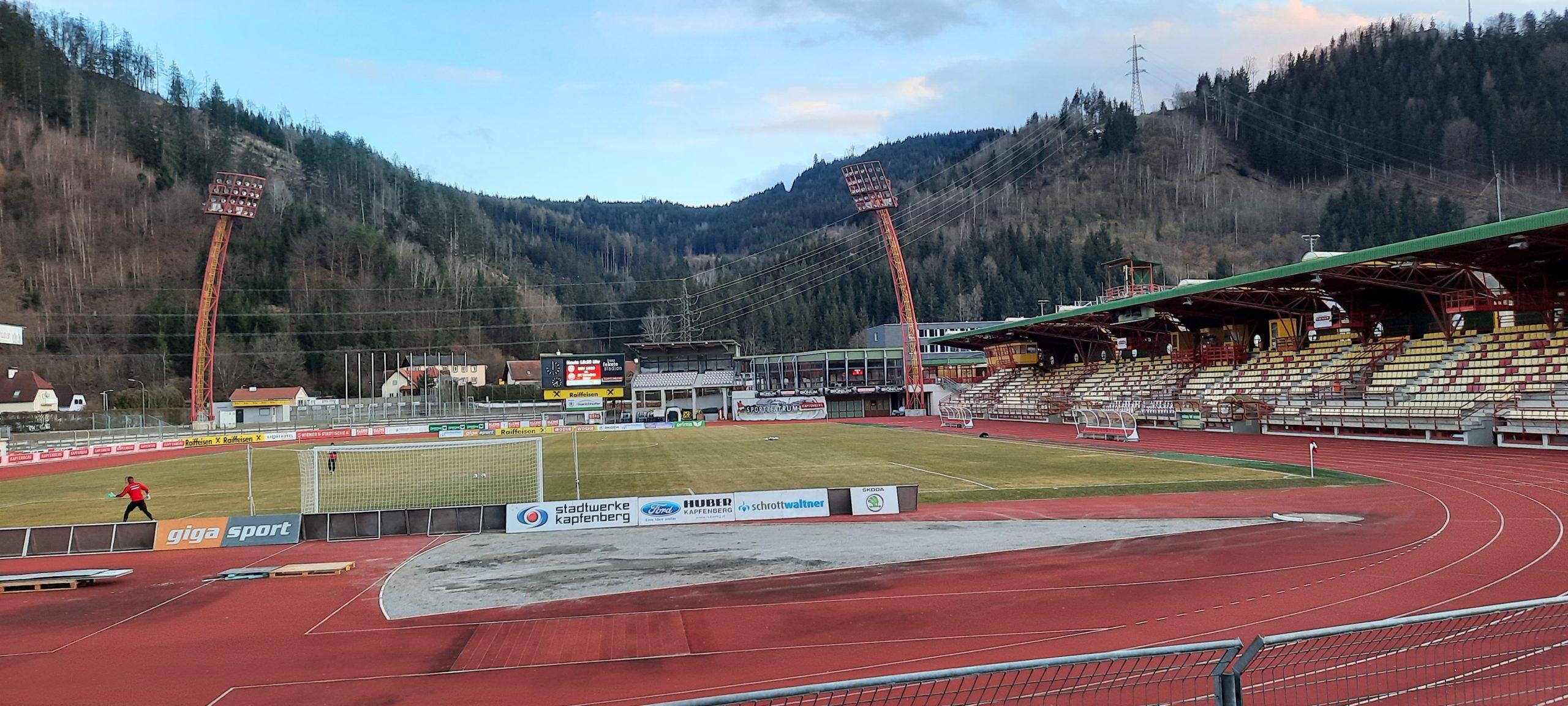 kapfenberg; franz fekete stadion