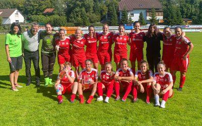 OÖ Liga   Sieg gegen Tabellenführerinnen