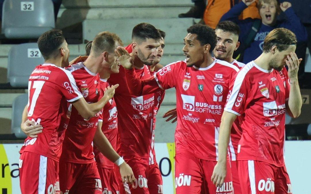 2. Liga | Zu Gast in Floridsdorf