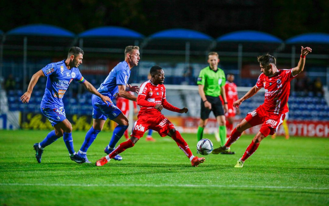 2. Liga | Keine Punkte in Wien
